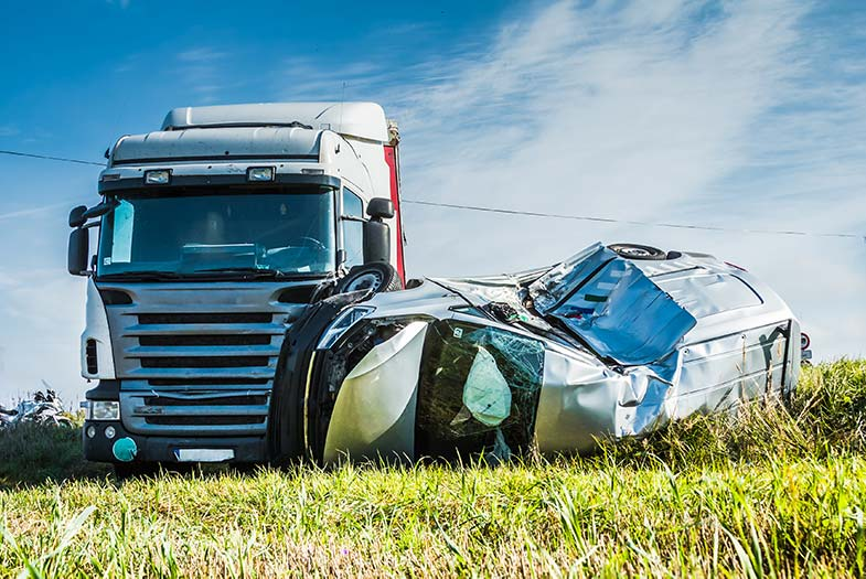 Wisconsin Truck Accident Lawyer