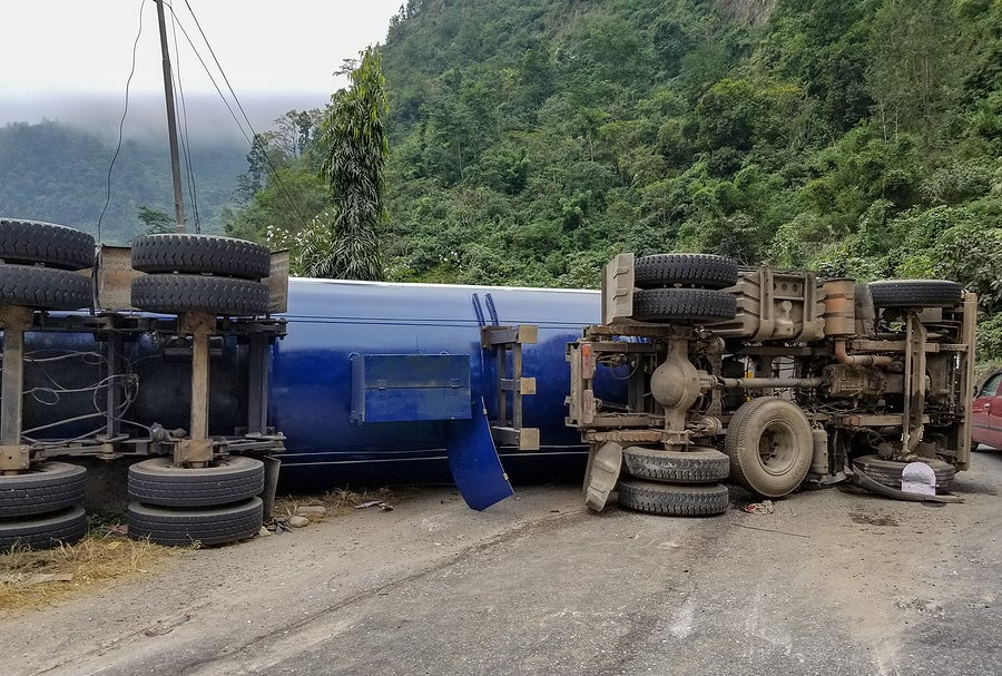 Why Do Truck Rollover Accidents Happen?